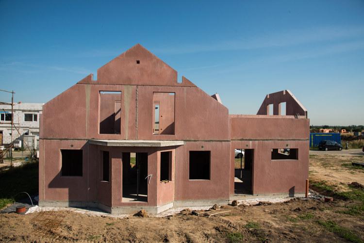 montovaný rodinný dům