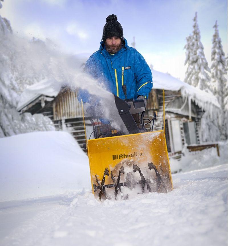 Sněhová fréza Riwall