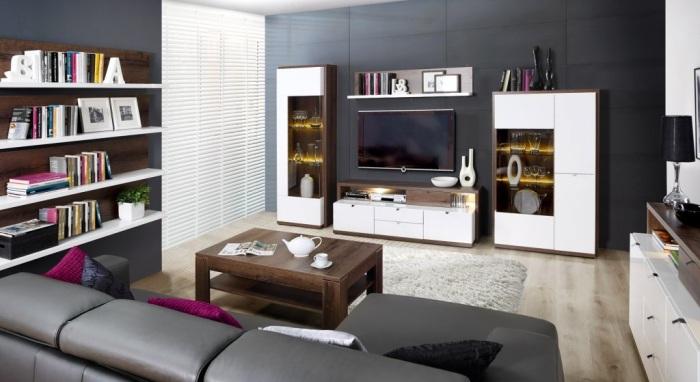 Sektorový nábytek Alcano