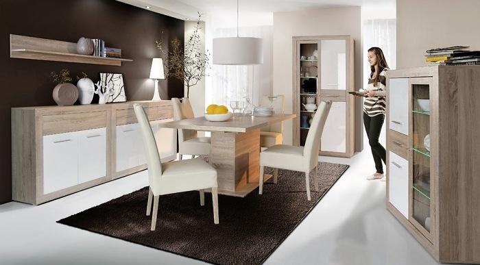 Sektorový nábytek Julietta