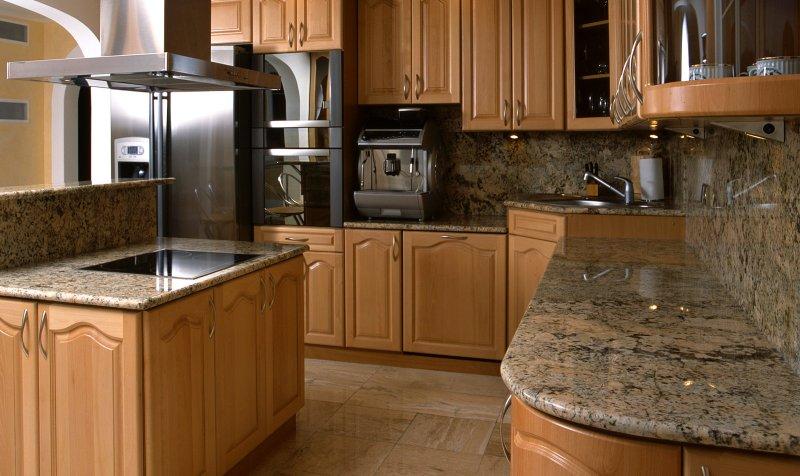 Kamenictví Obelisk - kuchyňské desky z kamene