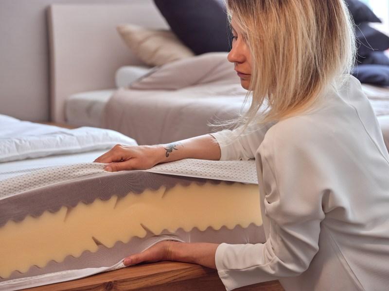Postelia - výběr zdravotní matrace