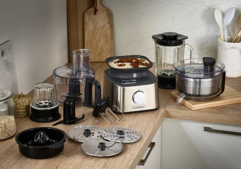 Kuchyňské roboty - dTest