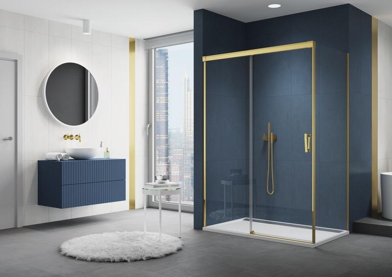 SanSwiss - sprchové zástěny Cadura Gold Line