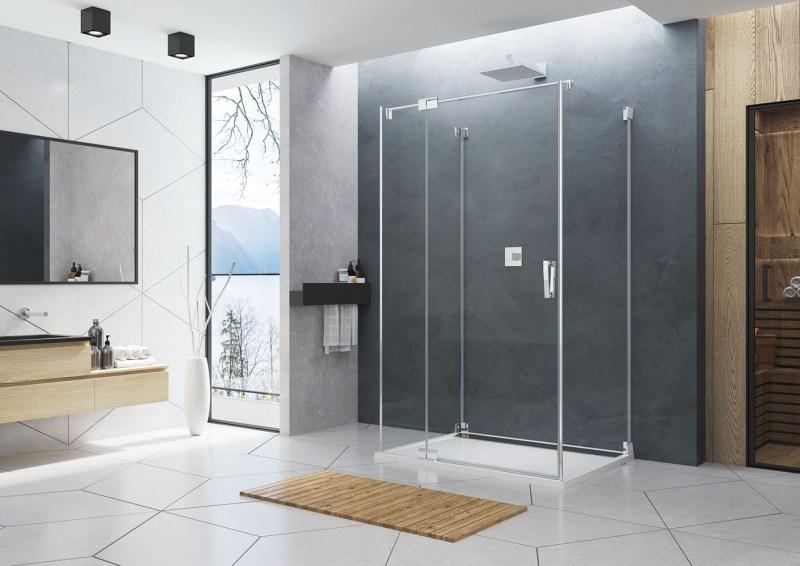 SanSwiss - sprchové zástěny Cadura