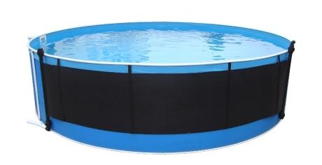 Solární ohřev vody pro bazény