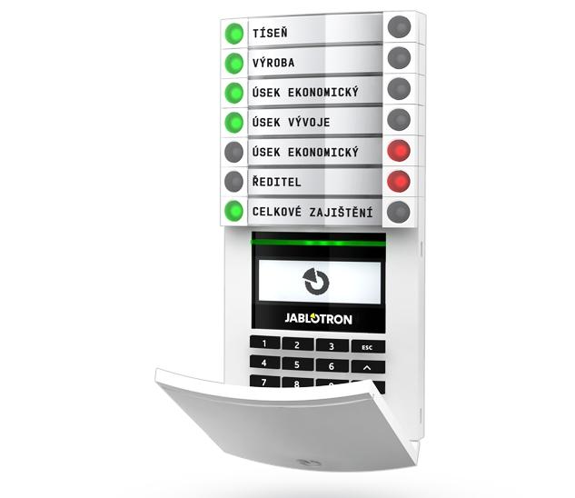 TOP security - zabezpečovací systém